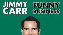 Jimmy Carr- Funny Business Newcastle Region Preview