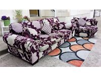 4 seater sofa + Swivel chair from Dfs