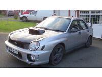 Subaru Imprezza WRX