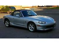 Mx5 Mk2 18i 5 speed SWOP or SALE.. Looking for a mk 1 or a 4x4 . Tt . Or something quick..