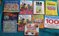 Counting to 100 books