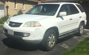 2003 Acura MDX Touring Pkg -Leather