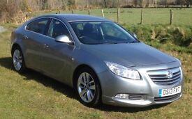 price drop Vauxhall Insignia 2013 2.0 CDTI SRI
