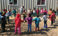 Providing care and support to orphans in South Africa