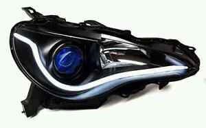 Custom Headlights, Angel Eyes, Retrofits & Interior LEDS