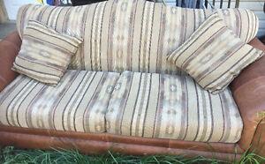 Matching sofa and loveseat $150!!!