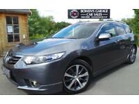 2013 63 HONDA ACCORD 2.2 I-DTEC ES GT 5D - 2 OWNERS - LOW MILES - 4 SERVICES