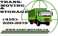 Moving From/To WINNIPEG MB ? 416-5203575