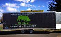 Upcoming Courses at Rhino Integrated Safety Services Ltd.