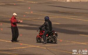 Motorcycle Safety Course - Cours de Moto