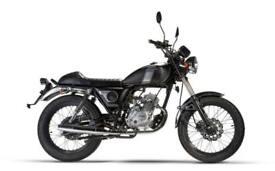 MASH MOTORCYCLES 50CC FIFTY EURO 4 2018