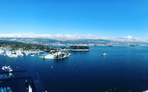 WATER FRONT LIVING - An Iconic Residence in Coal Harbour!