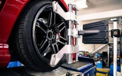 3D wheel alignment Latest Technology