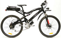 Electric Assist iGo Titan Mountain Bike $600 OFF List Price!