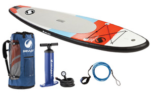 2016 Sevylor Willow 10.6' Inflatable Paddle Board