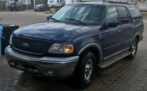 2000, Ford Expedition 4x4, 276km