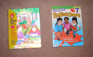 Gr 6 Activity Book (all subjects) / Gr 7 Complete English Smart