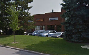 Industrial Unit with Drive In Door for Sale (Vaughan) - 2,322 sf
