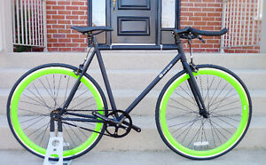 Velo fixie neuf cade 52/55/58 cm Cr-mo fixed gear bike