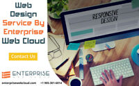 Website Design By Enterprise - Mississauga - Contact Us