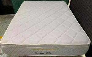 Excellent Posture Latex Pillow Top queen mattress only for sale