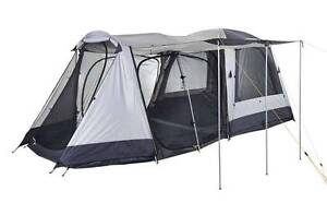 8 person tent - Oztrail Chalet 4 Plus North Mackay Mackay City Preview