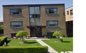 1 Bed apartment in South Etobicoke