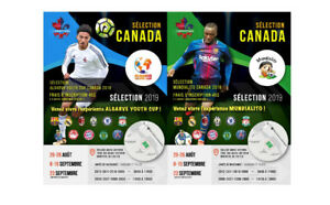 Camp de Selection Canada 2019 pour tournoi Internationale!