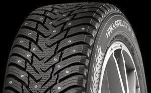 Nokian Hakkapelitta 8 Studded Winter/Snow Tires 225/40-18
