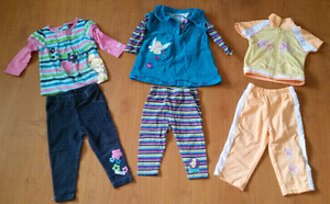 12 month outfits