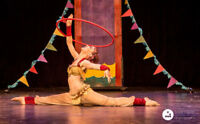 Professional Bellydancers, Cirque Artists and m