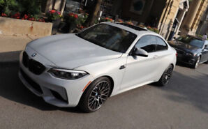 2020 BMW M2 competition 6speed manual