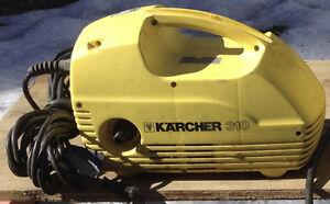 Laveuse à pression électrique Karcher