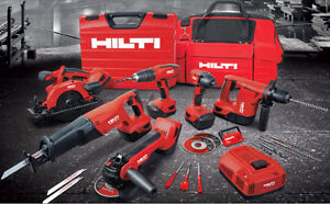 hilti tolls for sale used Gatineau Ottawa / Gatineau Area image 1