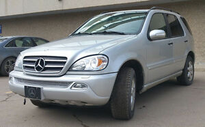 2004 Mercedes ML500 4-Matic (AWD)