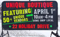 UNIQUE BOUTIQUE ALL HANDCRAFTED MARKETPLACE