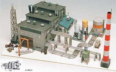 Greenmax No.2144 Plant Factory (1/150 N scale)