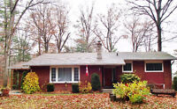 GREAT PRICE POINT FOR GRAND BEND - HOME / COTTAGE ON LARGE LOT