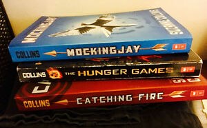 Hunger Games 3 Books