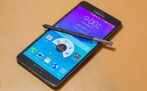 Samsung Galaxy Note 4 32 GB (Locked to Bell)