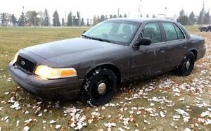 2008 Ford Crown Victoria P71 Police Interceptor