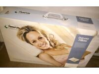 Brand New & Sealed In Box - Deluxe Tempur Pillow - RRP £79