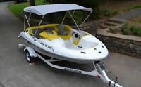 Wtb: 14 to 16 foot jet boat