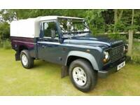 2012 Land Rover Defender Hi Capacity PickUp TDCi [2.2] PICK UP Diesel Manual