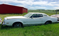 1976 XR7 Cougar,plus many more to pick from