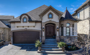 detached bungalow w/ over 5000 sq ft luxury living space