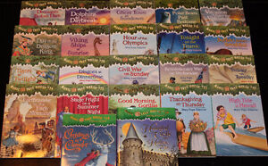 Magic Tree House - 22 books in series