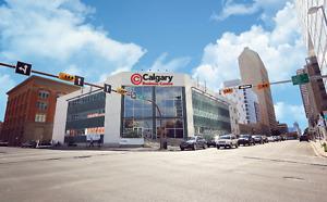 Calgary Business Centre Office Space FREE FIBRE OPTIC WIFI