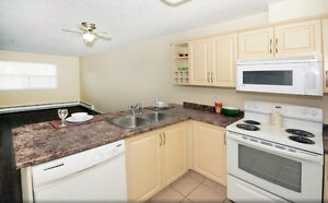Newly Renovated Two Bedroom Condo for Rent U/G Parking Available