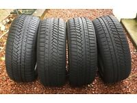 Continental TS850 Winter tyres 215 50 R17